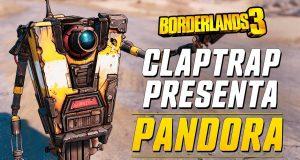Claptrap Borderlands 3