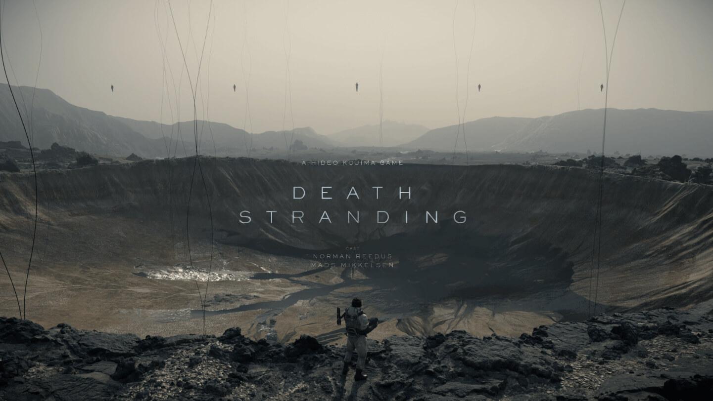 Death Stranding primer gameplay