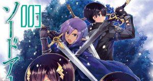 manga sword art online imagen destacada