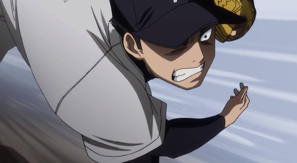 Ace Diamond act II reseña anime