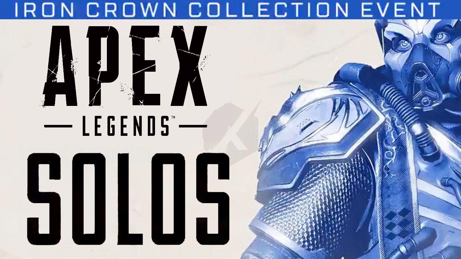 Anuncio del nuevo evento de Apex Legends