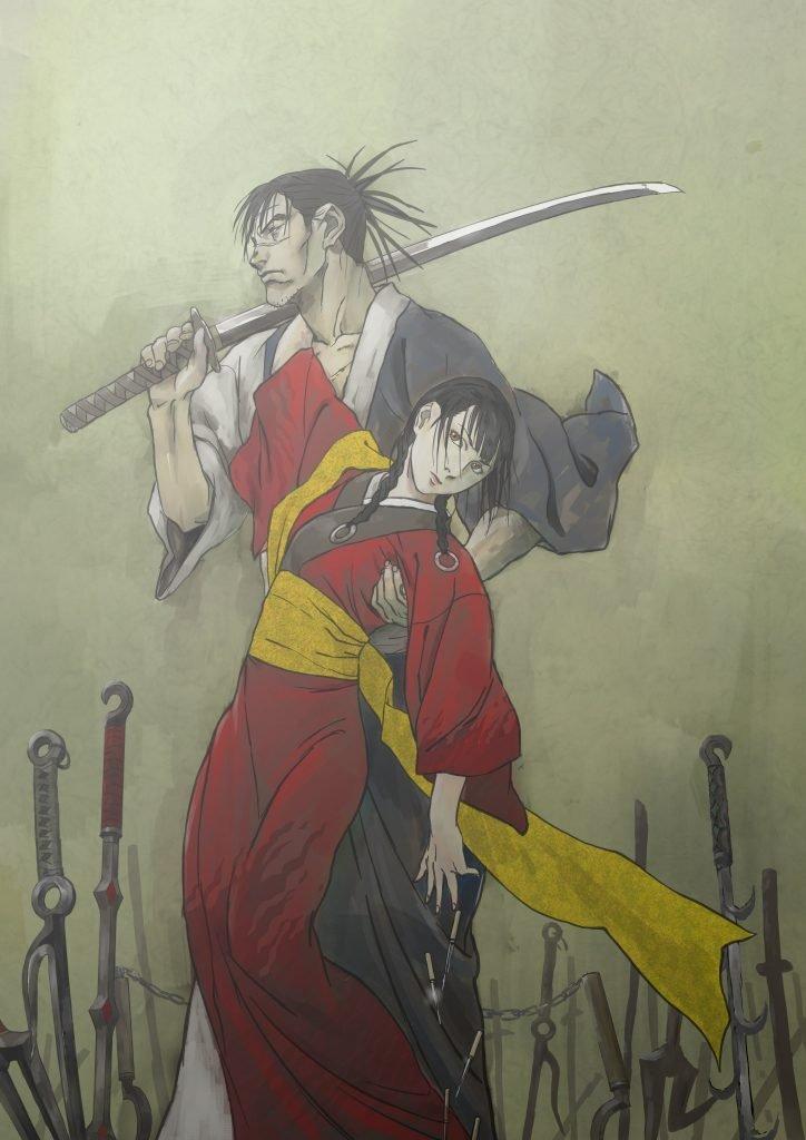 Anime blade Immortal