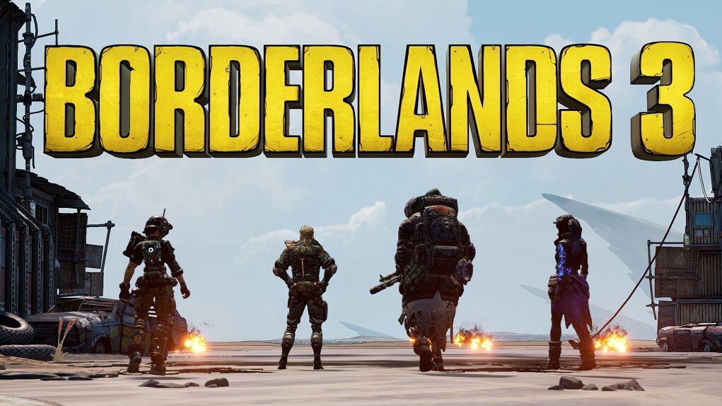 Análisis Borderlands 3 personajes