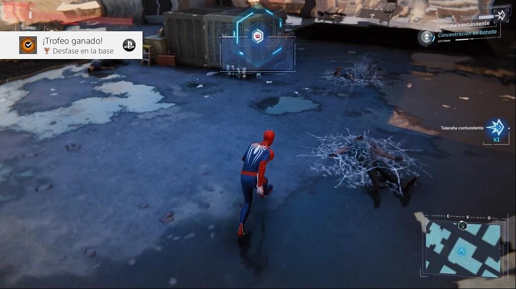 Análisis Marvel's Spider-Man