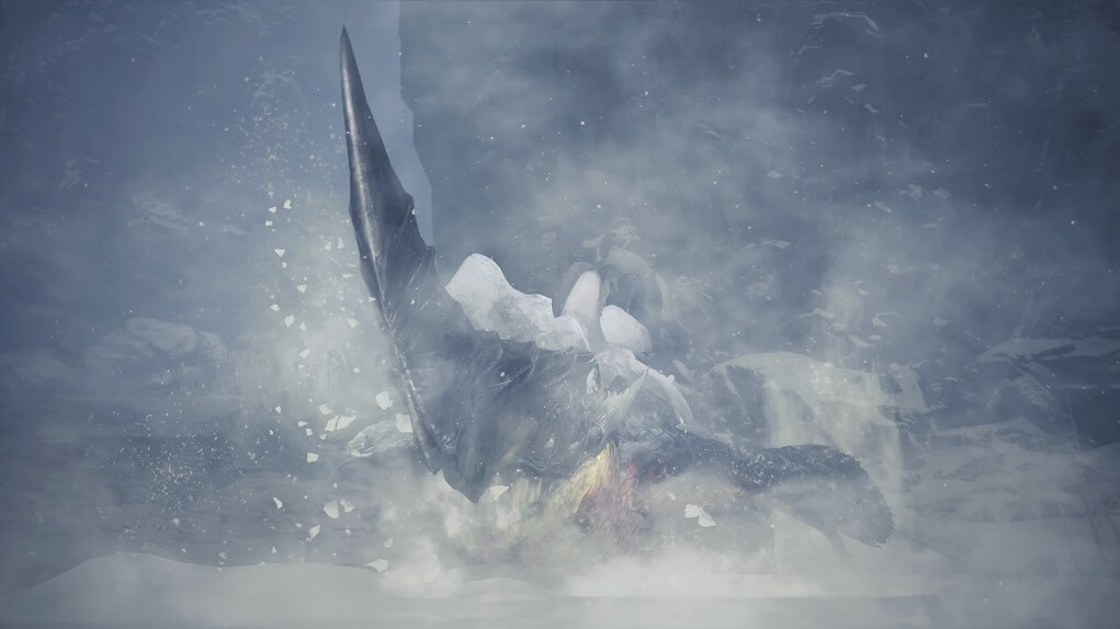 Análisis Monster Hunter World: Iceborne