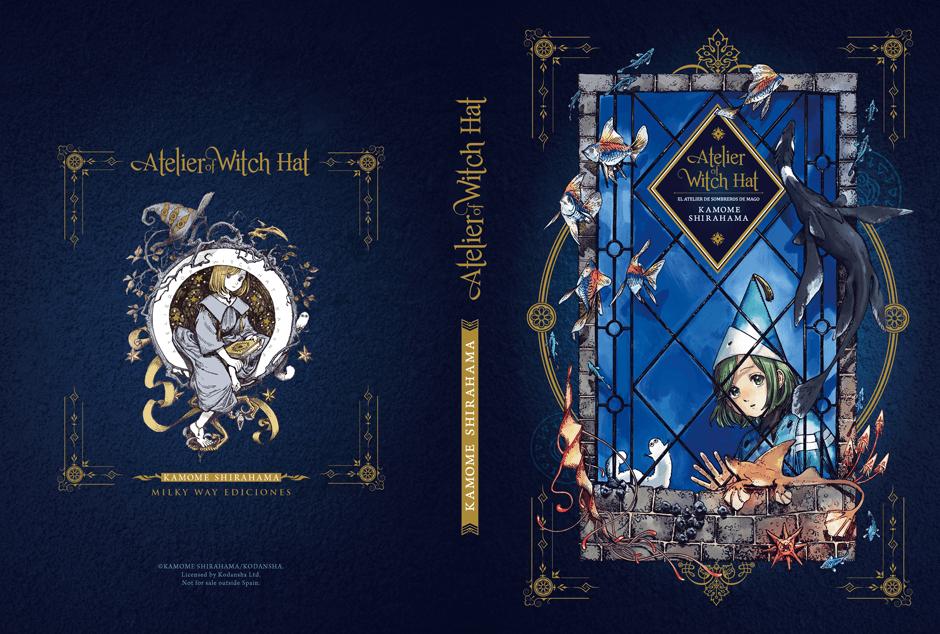 Atelier of Witch Hat línea libreta
