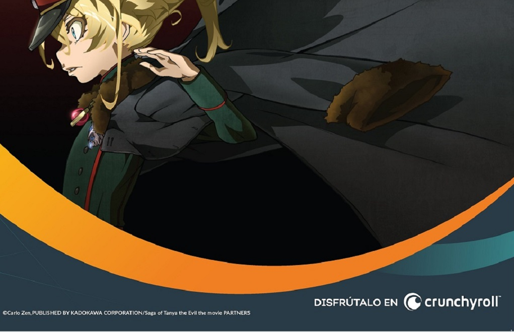 Saga of Tanya the Evil: the Movie Crunchyroll