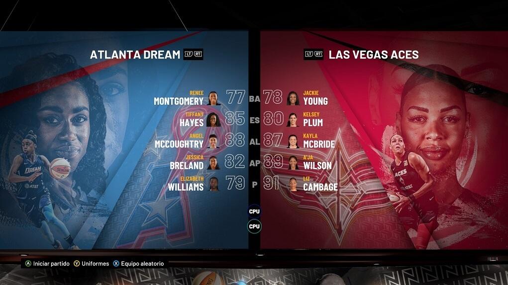 Análisis NBA 2K20