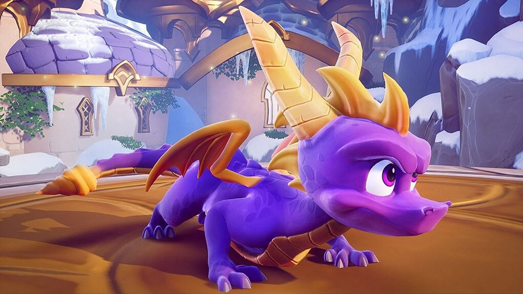Análisis Spyro Reignited Trilogy Switch