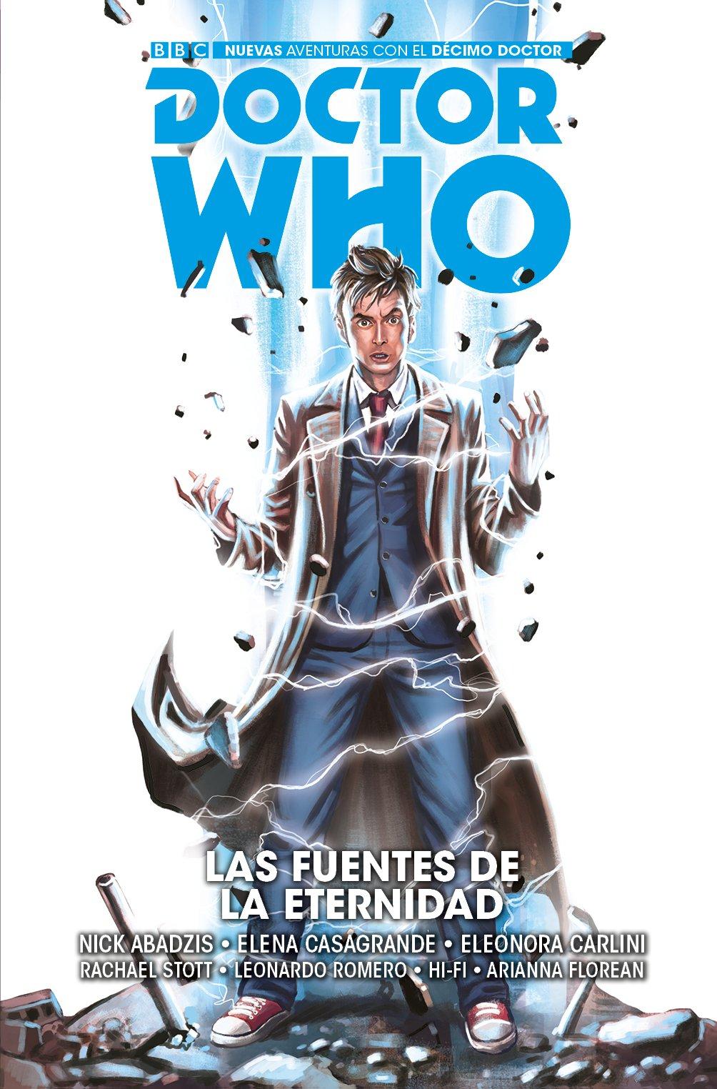 Fandogamia septiembre 2019 doctor who