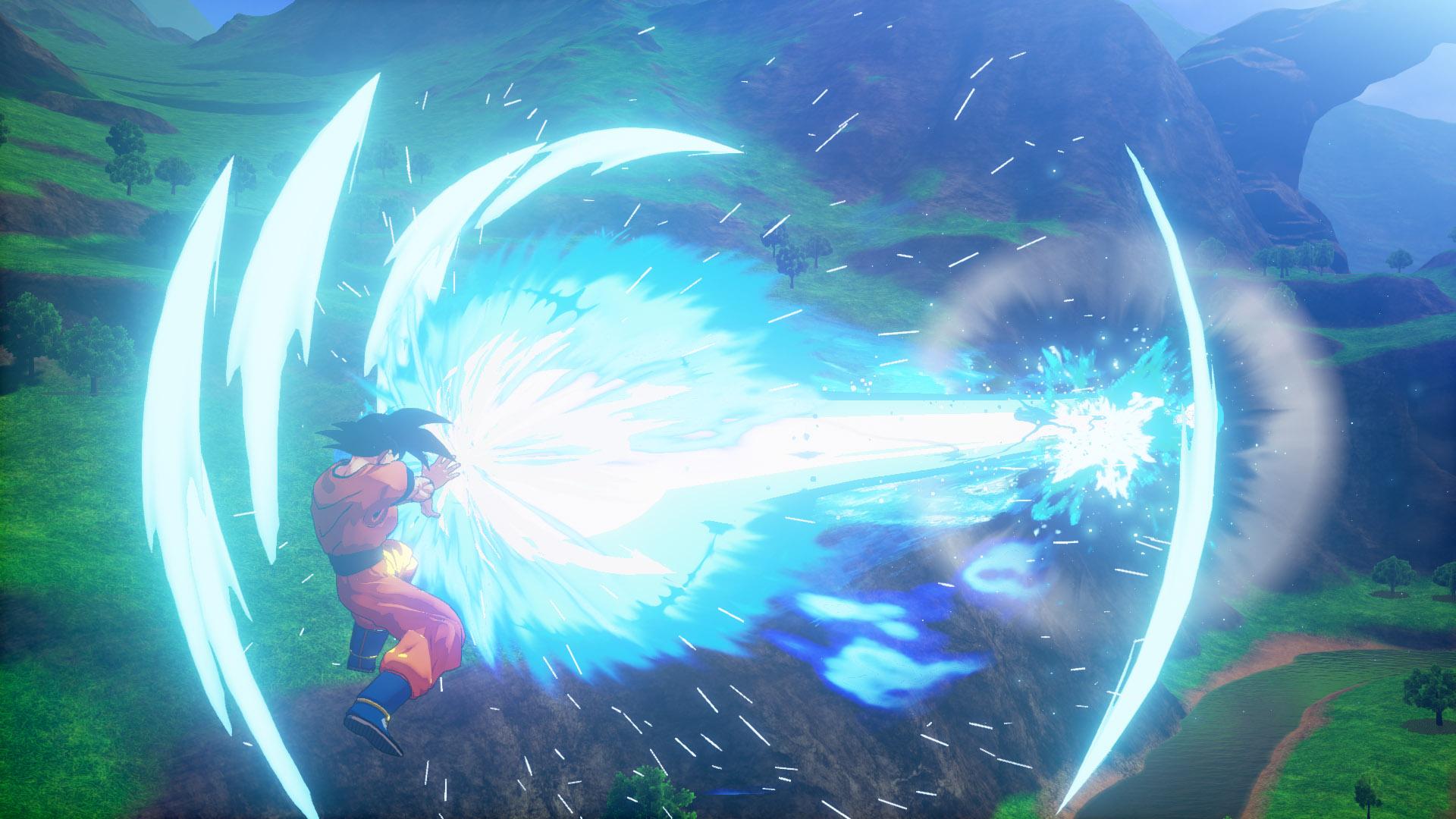 Dragon Ball Z: Kakarot nuevas mecánicas