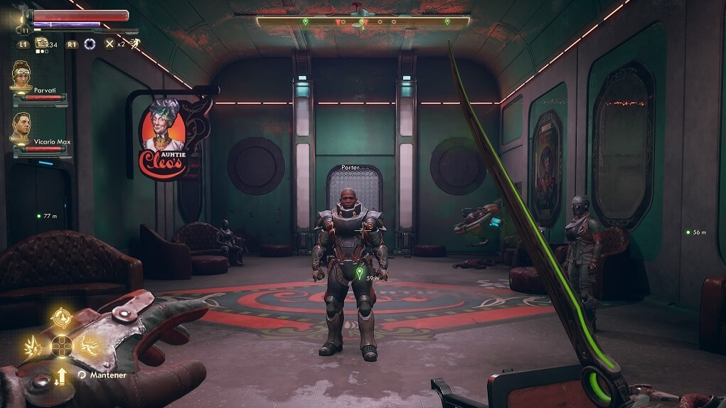 Análisis The Outer Worlds