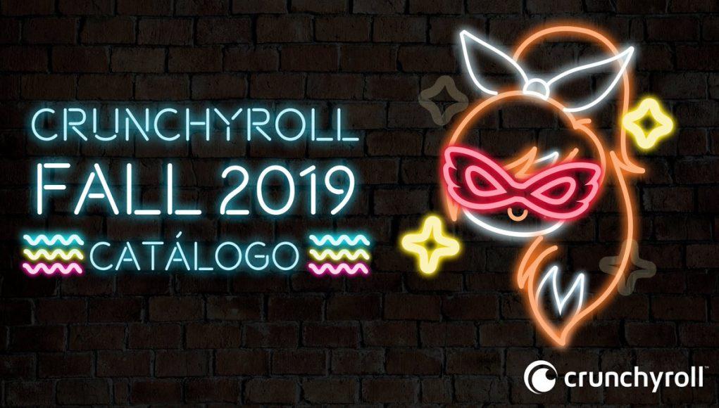 Crunchyroll tres animes octubre imagen destacada