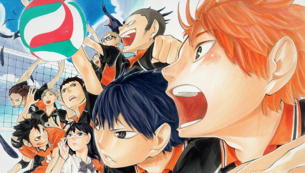 manga Haikyu final imagen destacada
