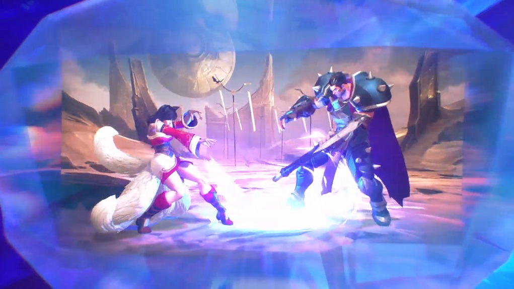 Fighting game Riot Games