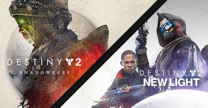 Destiny 2 New Light 3
