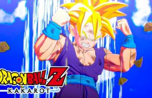 Gohan vs Cell Dragon Ball Z Kakarot
