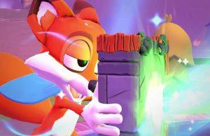 'New Super Lucky's Tale' llegará en formato físico a Nintendo Switch