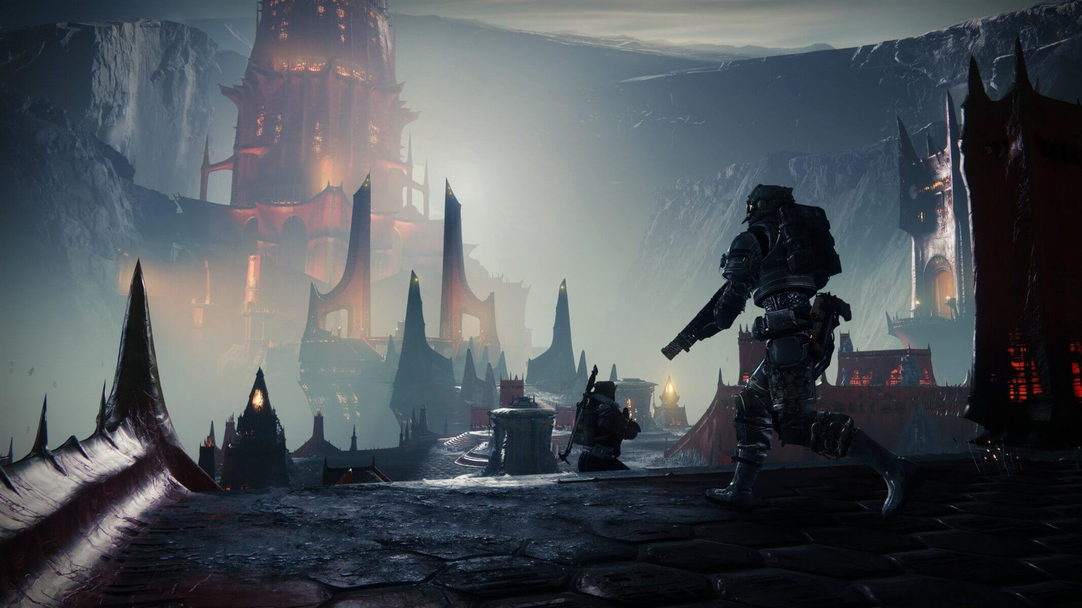 Análisis Destiny 2 Bastión de Sombras
