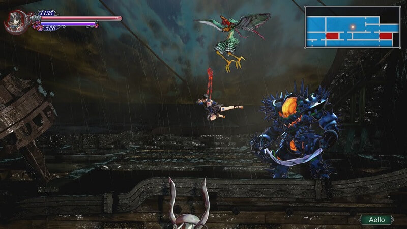 Análisis de Bloodstained: Ritual of the Night
