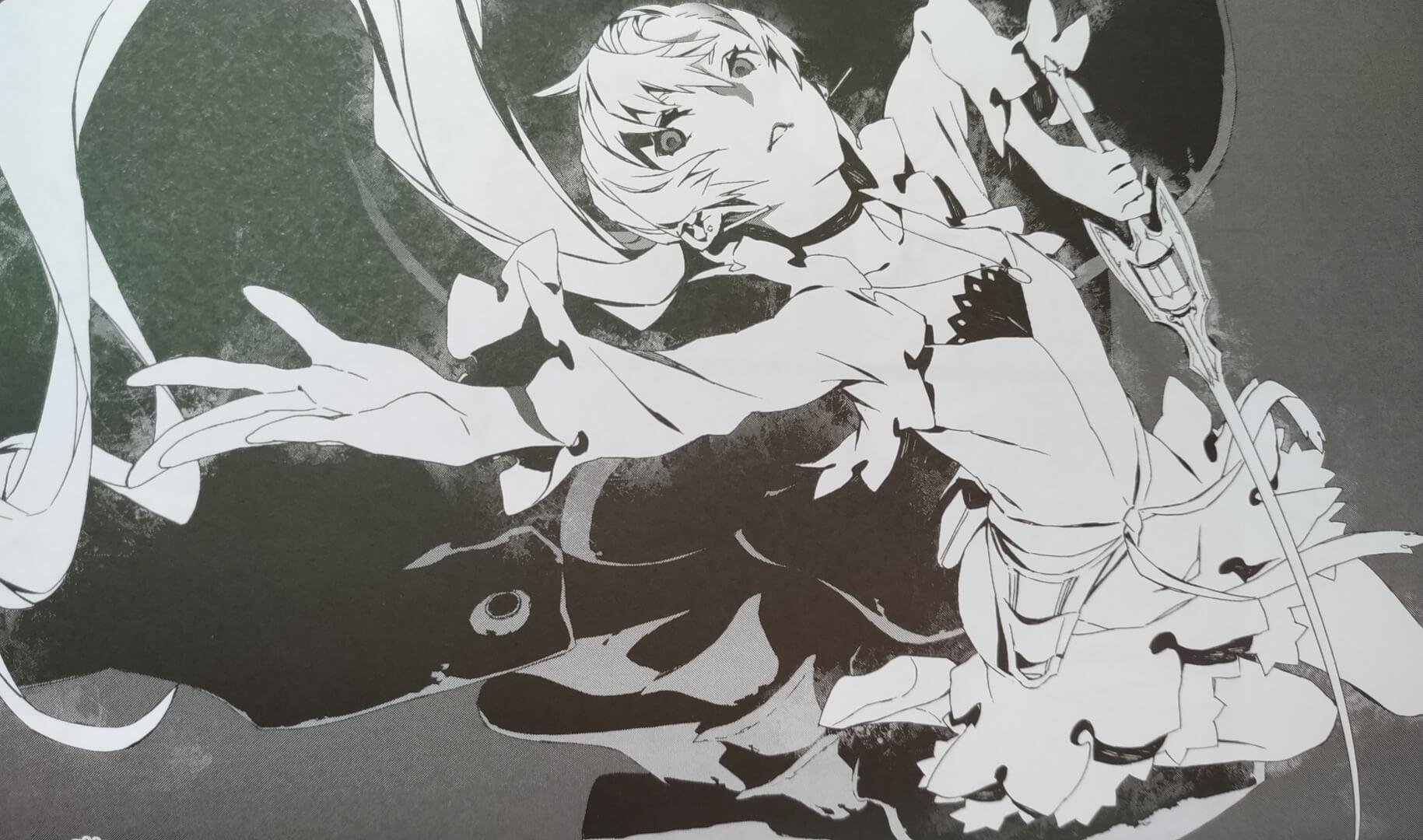 Reseña manga RWBY