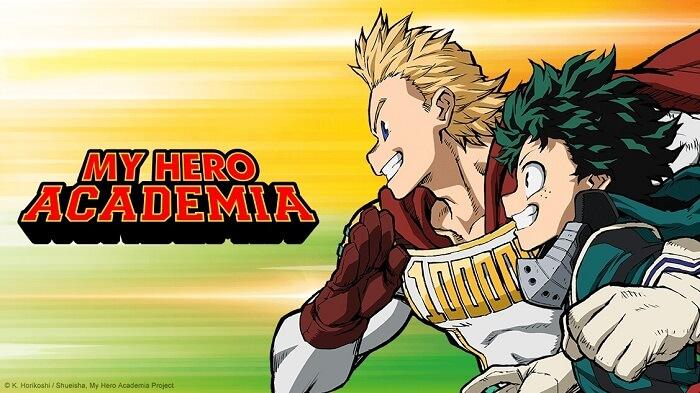My Hero Academia S4 llega a Crunchyroll España