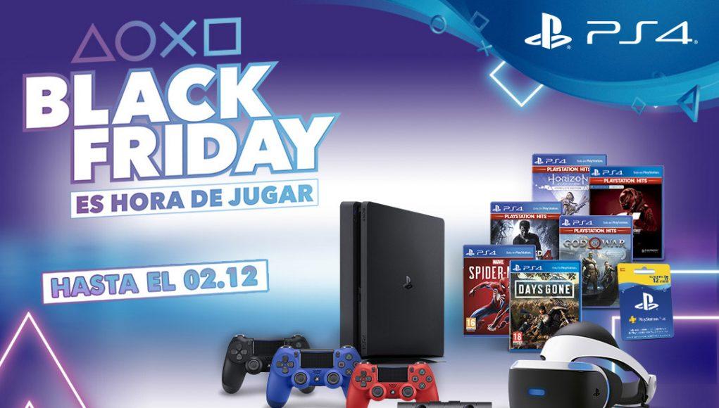 Black Friday en Sony