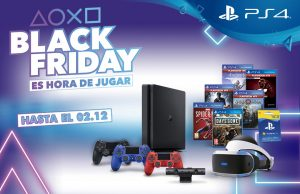 Black Friday en Sony