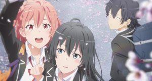Tercera temporada Oreigaru fecha estreno