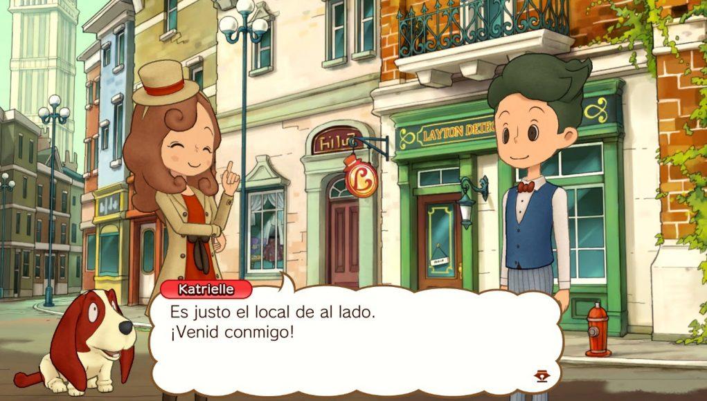 Fotograma del juego