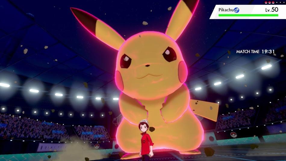 Pokémon Espada y Pokémon Escudo, batiendo récords