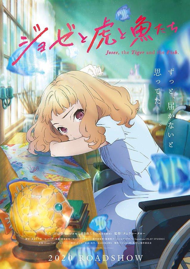 Josee to Tora to Sakana-tachi película