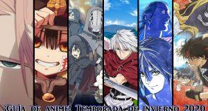 guía anime invierno 2020 imagen destacada