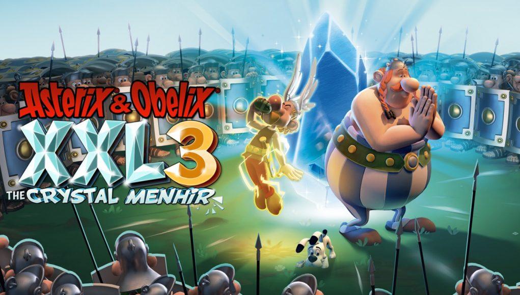Astérix y Obélix XXL 3: El Menhir de Cristal