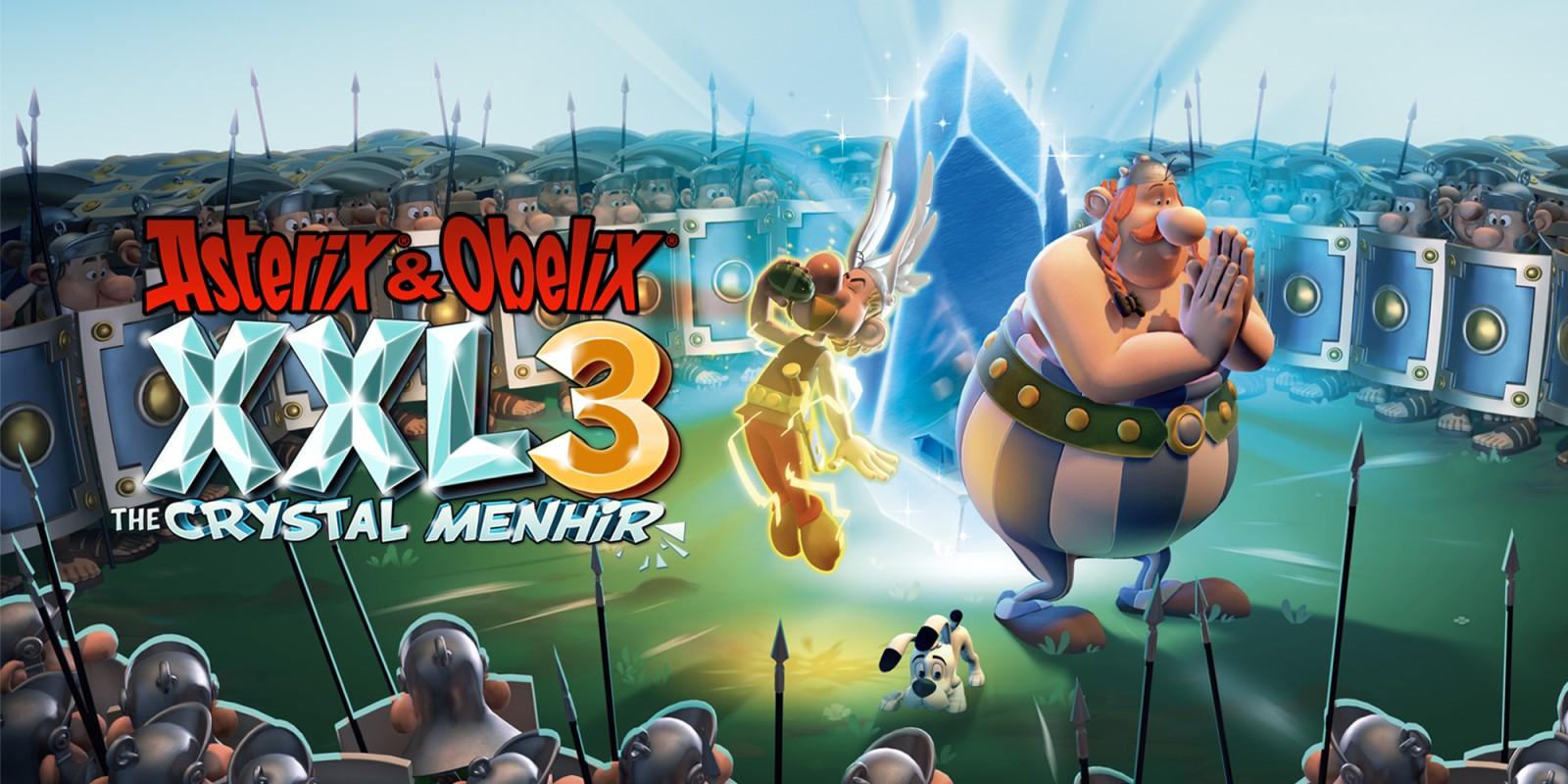 Análisis de Asterix y Obelix XXL 3: The Crystal Menhir