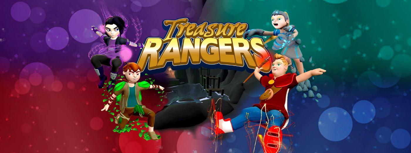 'Treasure Rangers', el videojuego, ya está disponible para Playstation 4.