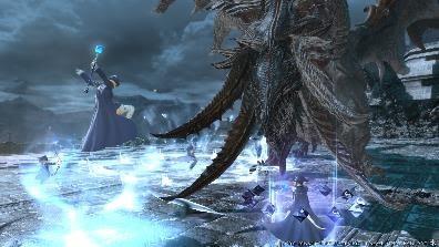 'Final Fantasy XIV Online' se actualiza.