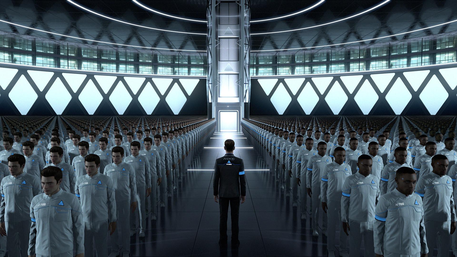 'Detroit', uno de los juegos de Quantic Dream que llegarán en 2020.