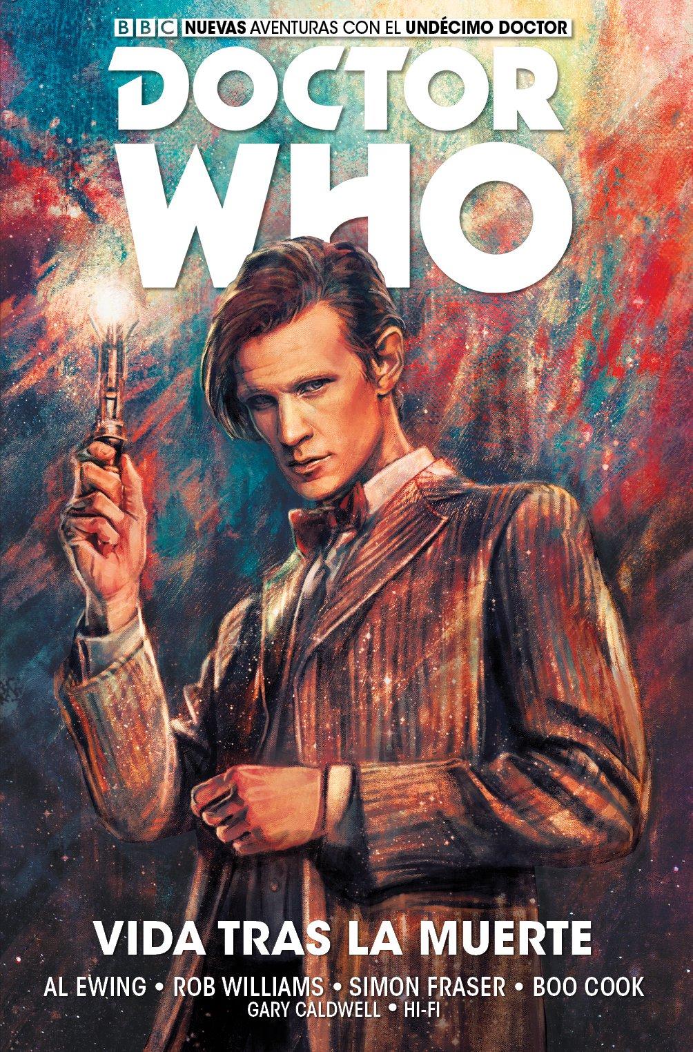 Novedades Fandogamia enero 2020 doctor who