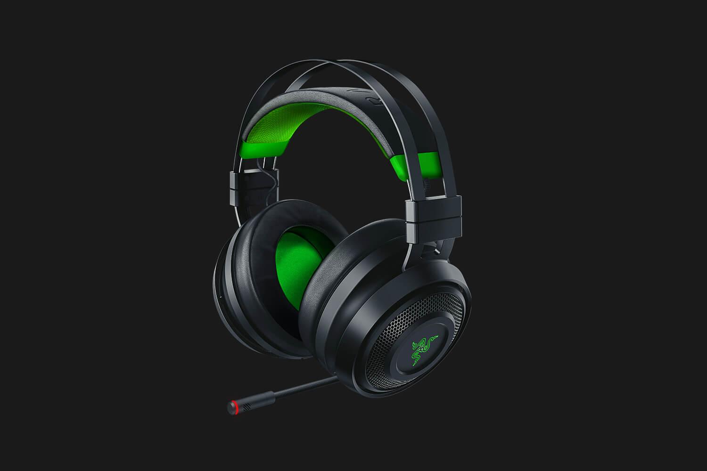 Plano detalle de los Nari Ultimate para Xbox One