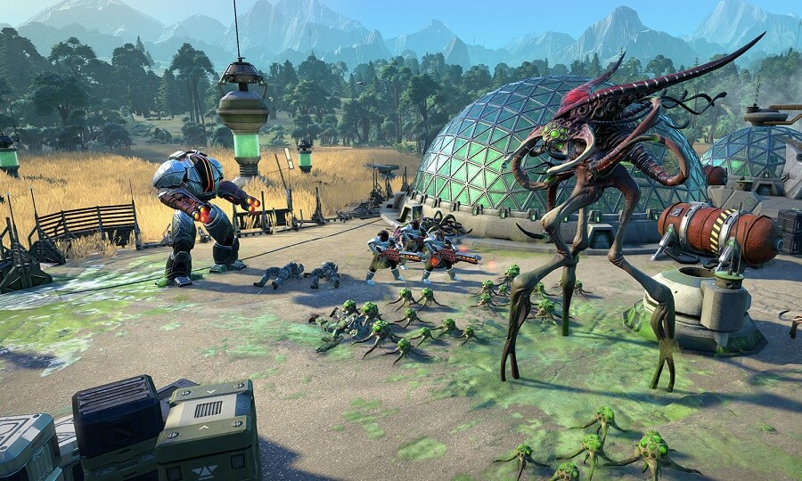 Análisis Age of Wonder: Planetfall