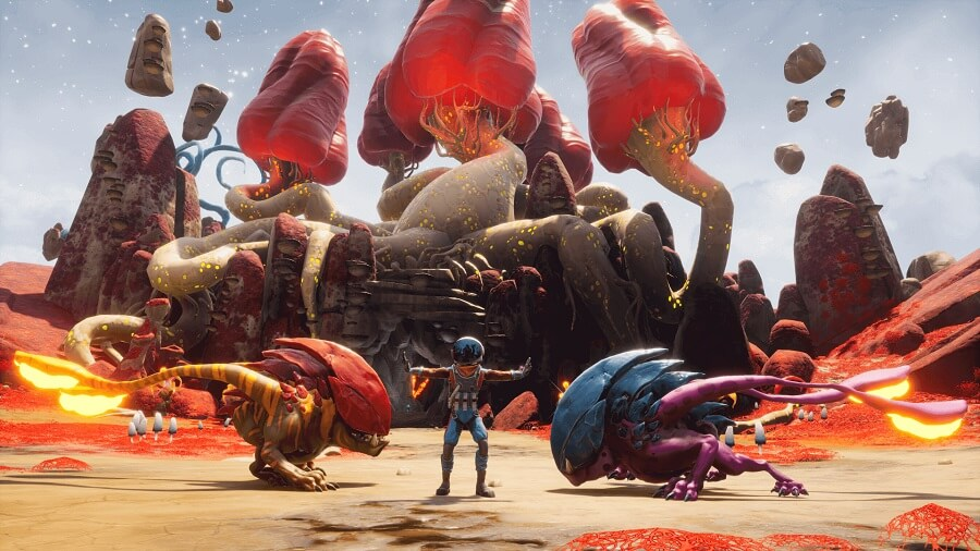 Análisis de Journey to the Savage Planet