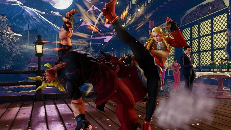 Análisis de Street Fighter V Champion Edition