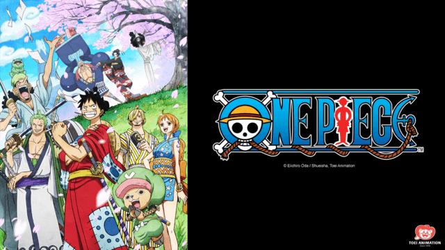 One Piece Crunchyroll España