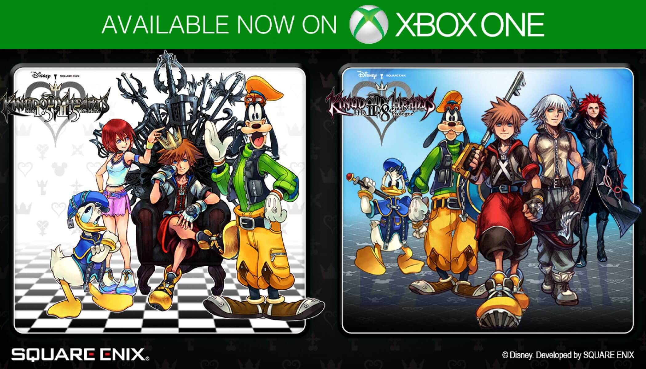 Xbox Kingdom Hearts