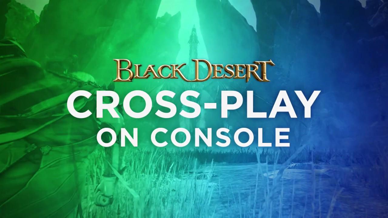 Black Desert juego cruzado