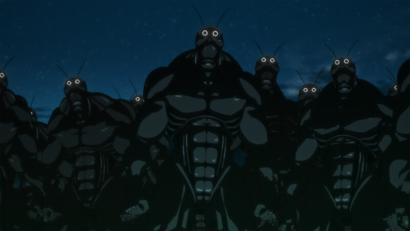 netflix anime marzo 2020 terra formars