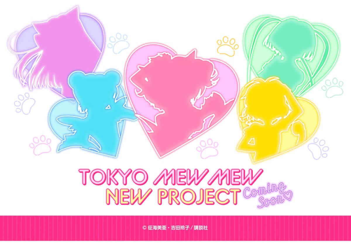 Tokyo Mew Mew nuevo proyecto imagen