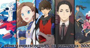 Animes más esperados primavera 2020 imagen destacada