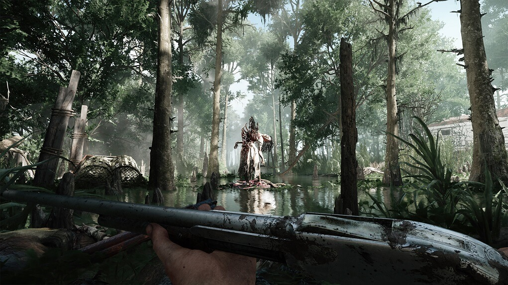 Análisis de Hunt: Showdown